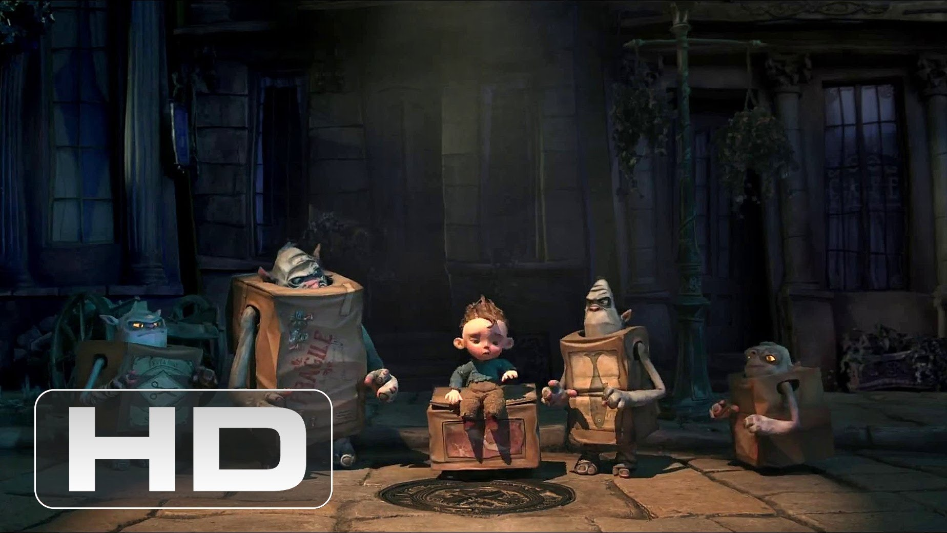 The Boxtrolls – Official Trailer
