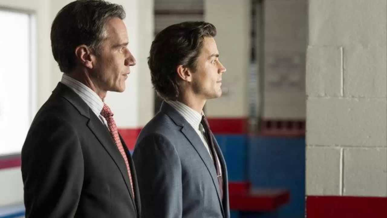 White Collar 5×06 Promotional Photos 'Ice Breaker'