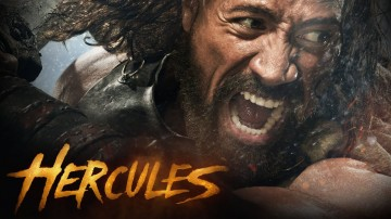 Watch the first new trailer of the new summer movie Hercules