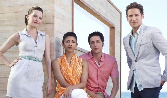 Royal Pains Cancelled 2014  Homes Picture