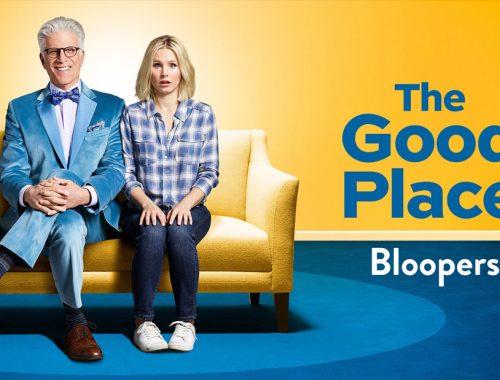 The Good Place Season 2 Bloopers / Gag Reel