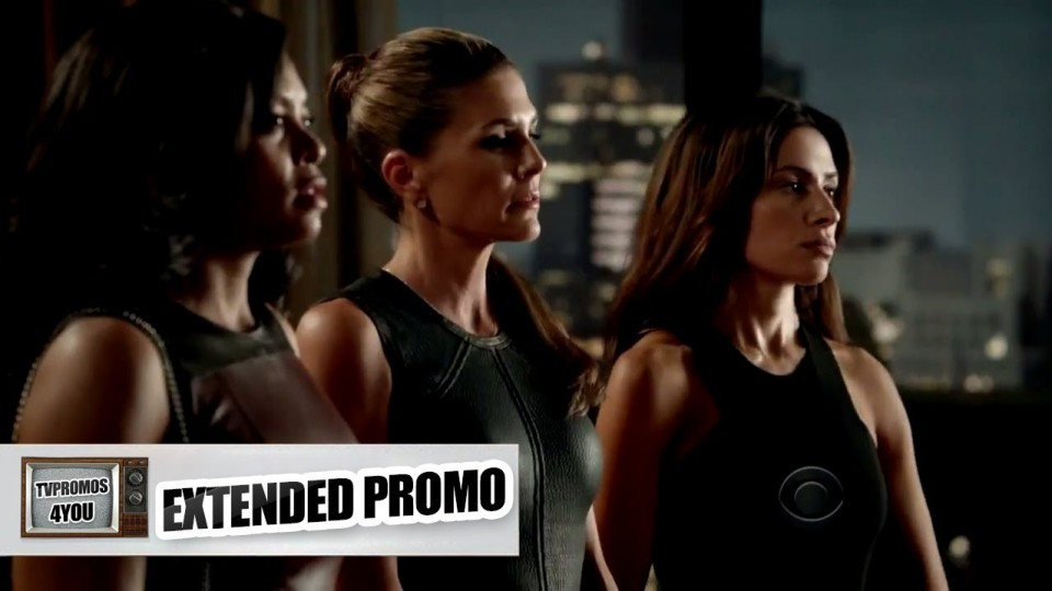 Person Of Interest 3x03 EXTENDED Promo Lady Killer   Tv
