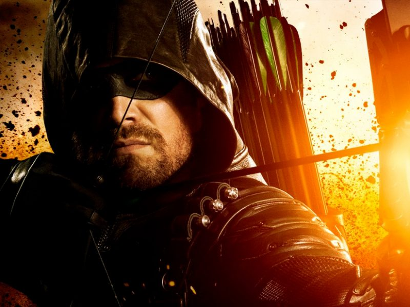 Arrow Season 7 Comic-Con Trailer