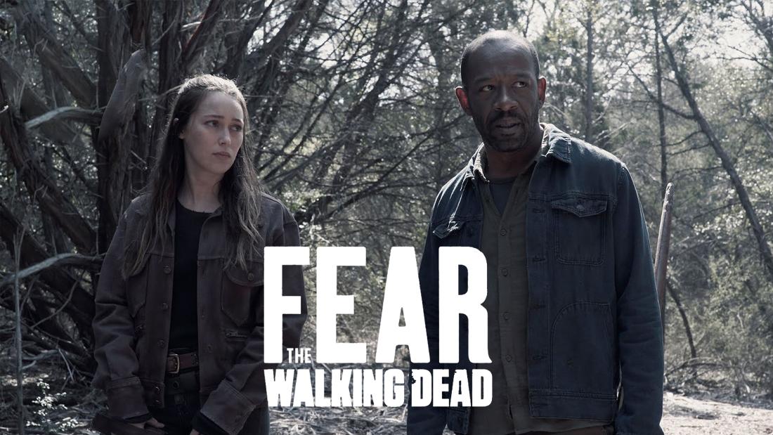 Fear the Walking Dead Season 4 Comic-Con Trailer
