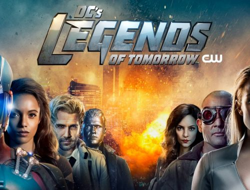 DC's Legends Of Tomorrow Season 4 Comic-Con Trailer