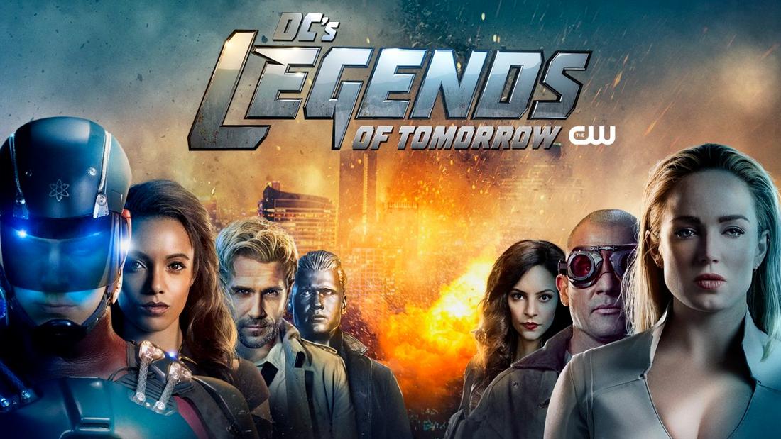 DC's Legends Of Tomorrow Season 4 Comic-Con Trailer