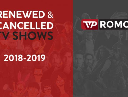 Renewed & Cancelled TV Shows 2018-2019 Info