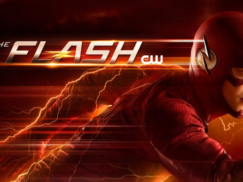 The Flash season 5 official comic-con trailer
