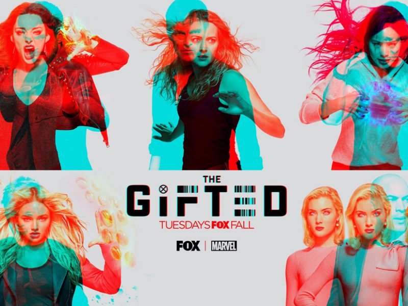 The Gifted Season 2 Comic-Con Trailer