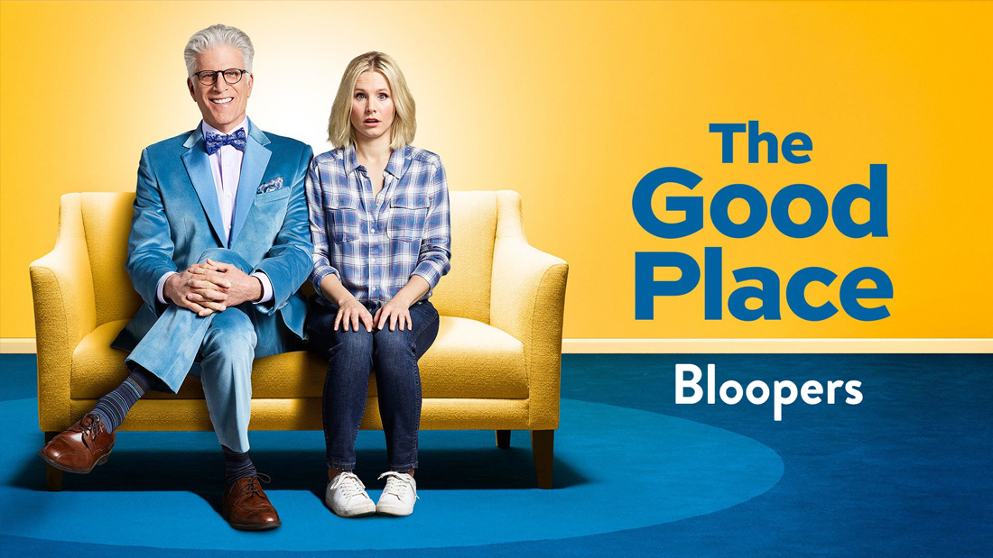 The Good Place Season 2 Bloopers / Gag Reel