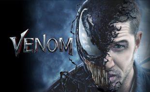 Venom Official Comic-Con Trailer