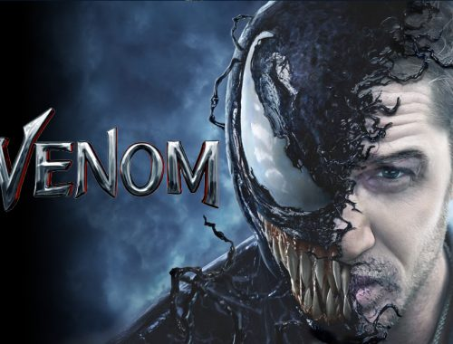 Venom Official Comic-Con Trailer